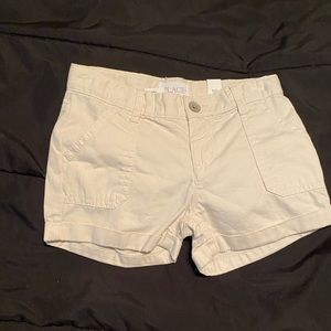 Khaki Shorts for Girls